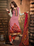 Mohini 403A  Orangre Color Georgette Designer Suit