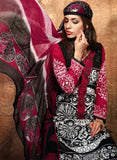 Mohini 405A  Black Color Georgette Designer Suit