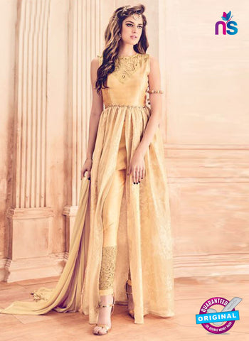 Mannat 4102 Peach Party Wear Suit