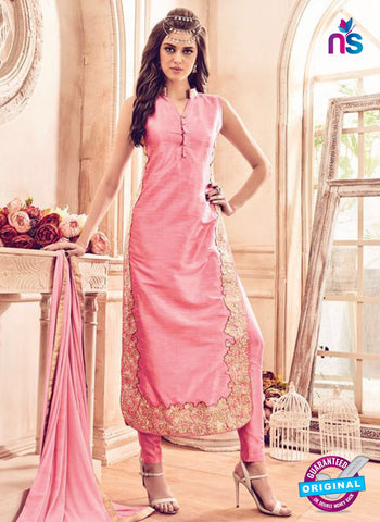 Mannat 4108 Pink Party Wear Suit