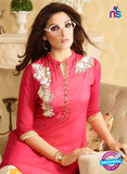 LT 411 Pink Designer Fancy Exclusive Party Wear Stitched Tunic
