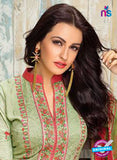 AZ 3548 Green Georgette Party Wear Suit - Salwar Suits - NEW SHOP
