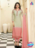 Vinay Fashion 4388 Beige and Pink Brasso Fancy Designer Party Wear Suit