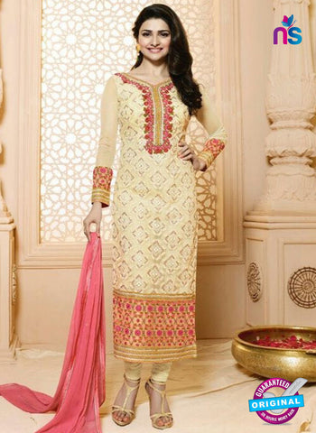 Vinay Fashion 4833 Beige Party Wear Suit