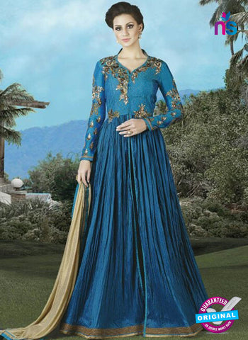 Swagat 4902 Sky Blue Indo Western Suit