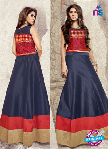 TDB Group 5004 Blue Desiger Lehenga