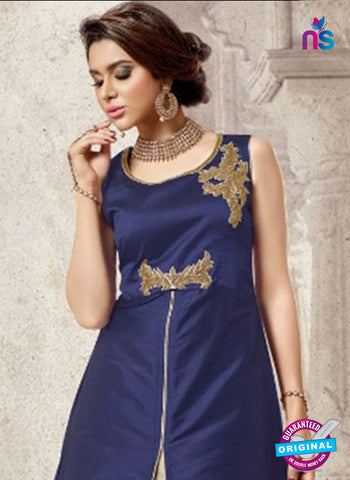 TDB Group 5007 Blue Indo Western Suit
