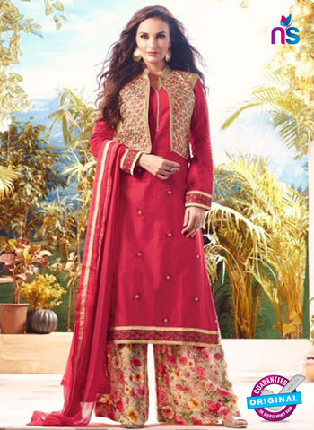 Mohini 501 Pink Party Wear Suit
