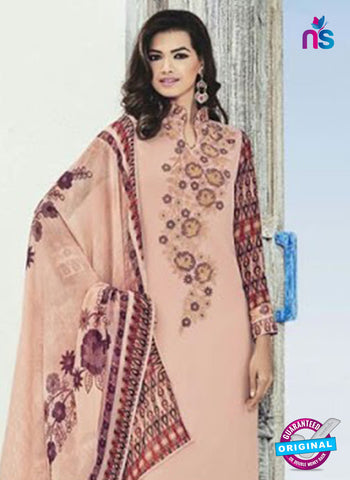 Bela 504 Pink Georgette Party Wear Suit Online