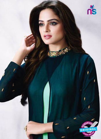 LT 505 Sea Green Exclusive Party Wear Georgette Tunic Online