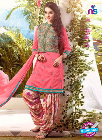 Mohini 507 Pink Party Wear Suit