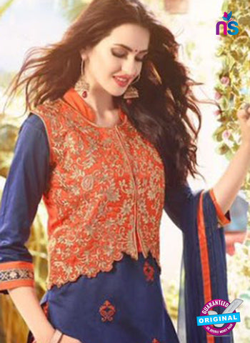 Mohini 508 Blue Party Wear Suit