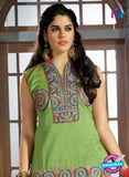 NS12126 babydoll- Green and Red