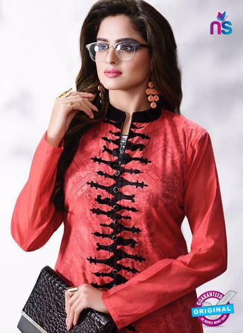 LT 513 Red Exclusive Party Wear Georgette Kurti Online