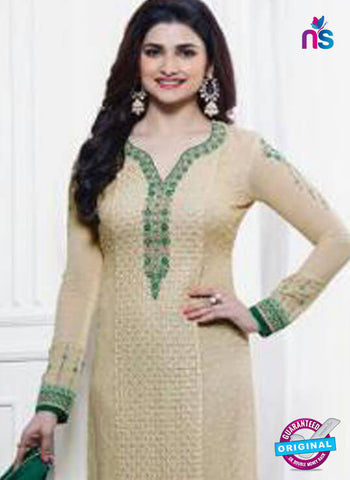 Vinay Fashion 5287 Beige Party Wear Suit