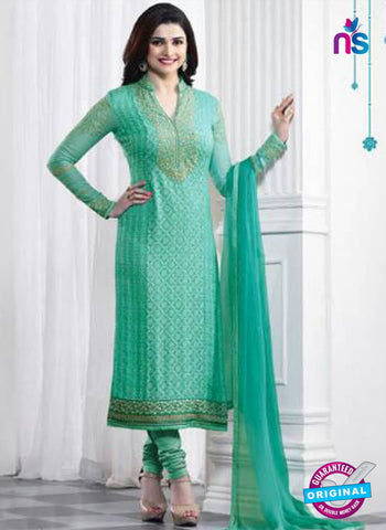 Vinay Fashion 5289 Sea Green Party Wear Suit