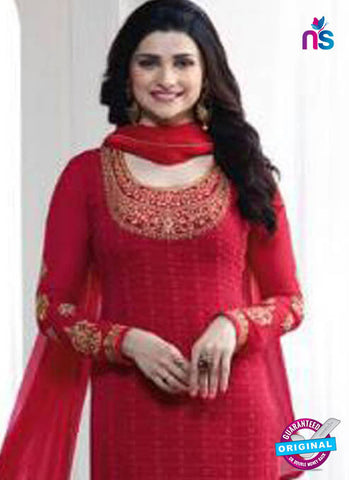 Vinay Fashion 5290 Red Party Wear Suit