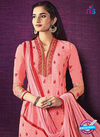 SC 42622 Pink Party Wear Suit