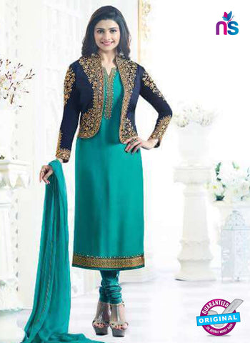 Vinay Fashion 5461 Sea Green Party Wear Suit