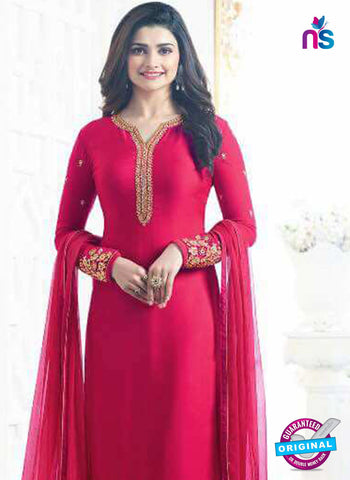 Vinay Fashion 5462 Pink Party Wear Suit