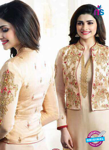 Vinay Fashion 5463 Beige Party Wear Suit