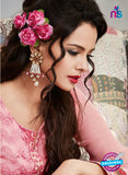 AZ 2266 Pink Embroidery Faux Georgette Party Wear Suit - Salwar Suits - NEW SHOP