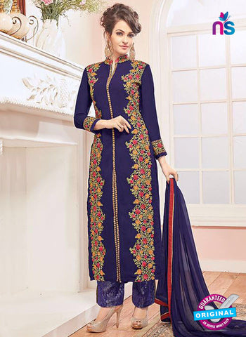 Kesari 5610 Blue Party Wear Suit