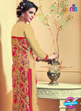 AZ 3742 Beige Georgette Party Wear Suit Online