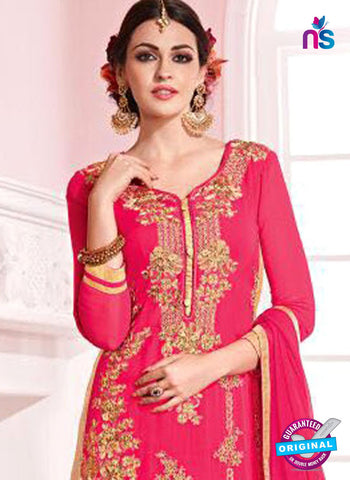 Kesari Trendz 5633 Pink Party Wear Suit