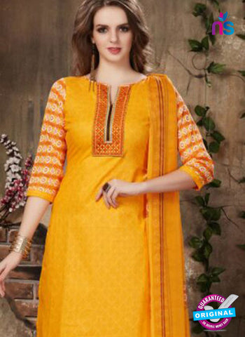SC 42228 Yellow Designer Plazo Suit