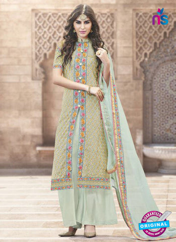 Haya 5960 Grey Party Wear Suit