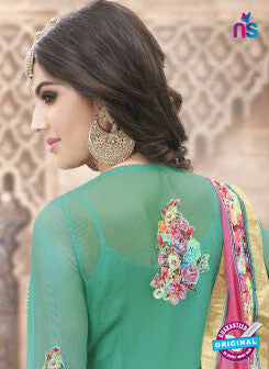 Haya 5961 Sea Green Party Wear Suit