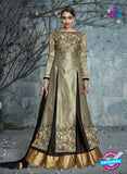 AZ 3526 Beige Silk Party Wear Suit - Salwar Suits - NEW SHOP
