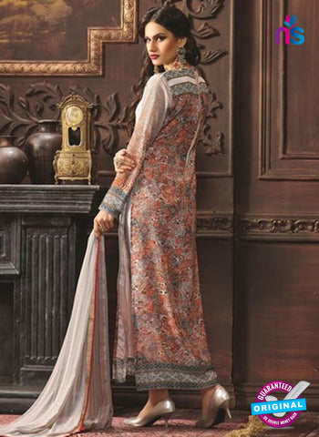 Rose 6002 Grey Pakistani Suit