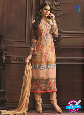 Rose 6003 Peach Pakistani Suit