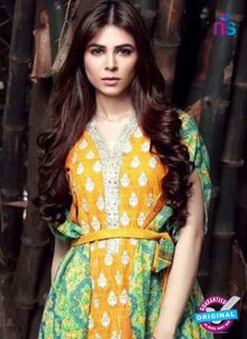 SC 42148 Yellow Designer Pakistani Suit