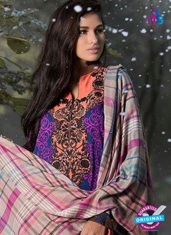 SC 42149 Blue Designer Pakistani Suit