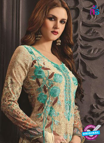 Rose 6005 Beige Pakistani Suit
