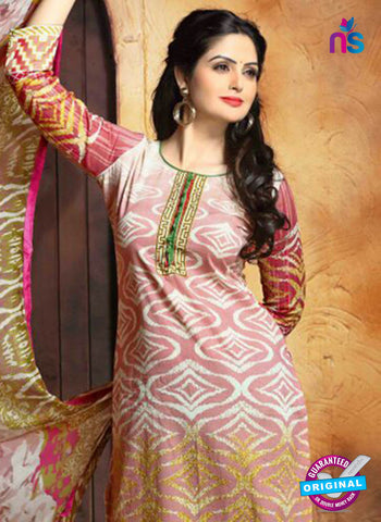 SC 13653 Pink Cambric Cotton Designer Fancy Ethnic Exclusive Salwar Straight Suit