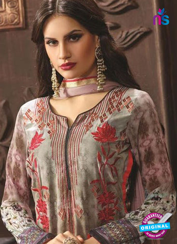 Rose 6006 Grey Pakistani Suit