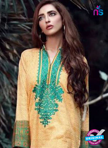 SC 42151 Light Orange Designer Pakistani Suit