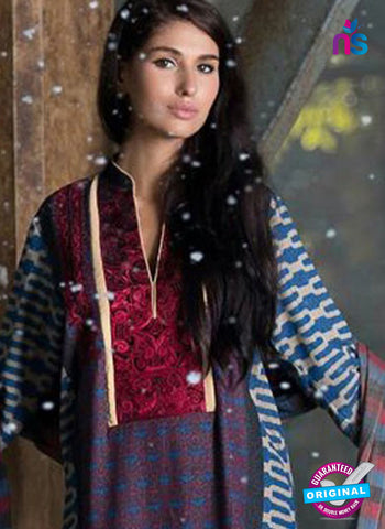 SC 42152 Blue Designer Pakistani Suit