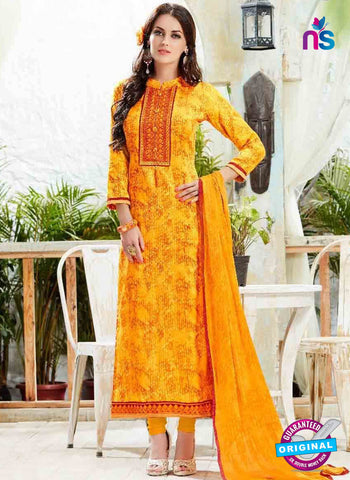Levisha 6013 Yellow Formal Suit