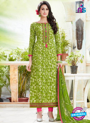 Levisha 6020 Green Formal Suit