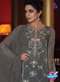 SC 13569 Grey Designer Function Wear Traditional Fancy Pakistani Salwar Suit Online