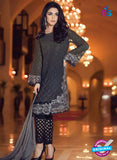 SC 13571 Black Designer Function Wear Traditional Fancy Pakistani Salwar Suit