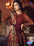 SC 13574 Maroon Designer Function Wear Traditional Fancy Pakistani Salwar Suit