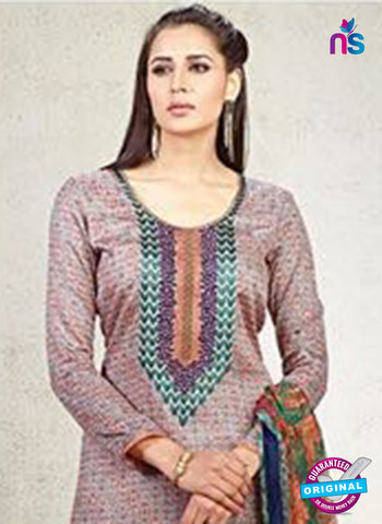 Karma 607 B Cotton Satin Pakistani Suit Online