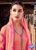 Heer 6115-Peach and Pink Color Cotton Designer Suit