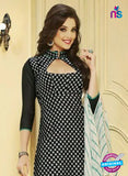 NS 11988 Black and Sea Green Designer Pajami Suit Online
